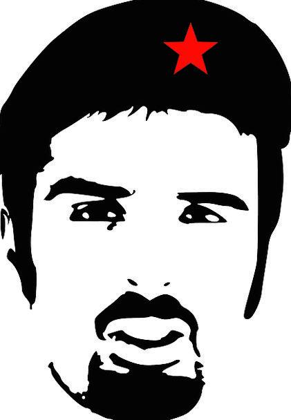 Che Guevara collective Guerrilla Paramilitary Marx