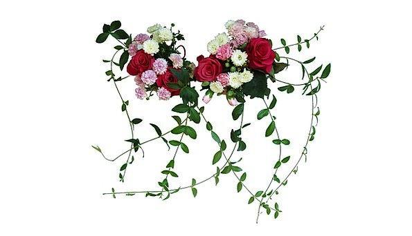 Corsage Bouquet Summer Flowers Wedding Flower