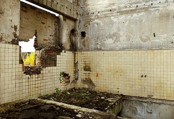 Devastation Destruction Buildings Architecture Rui