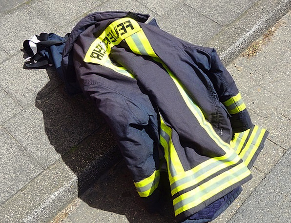 Fire Passion Usage Jacket Cover Use Firefighter Ja