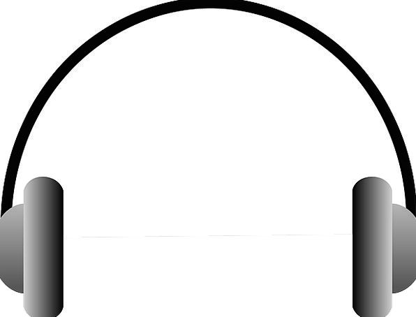 Headset Receiver Melody Audio Acoustic Music Headp