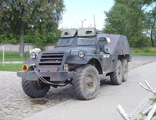 Military Vehicle Traffic Arming Transportation Gas