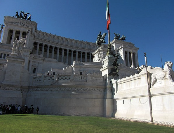 Vittorio Emanuele Italy Rome National Museum