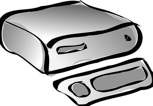 Dvd Drive Network Net External Drive Electronics M