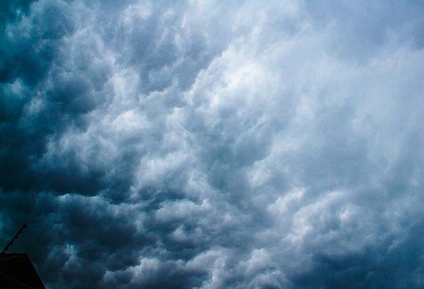 Sky Blue Mist Rain Volley Cloud