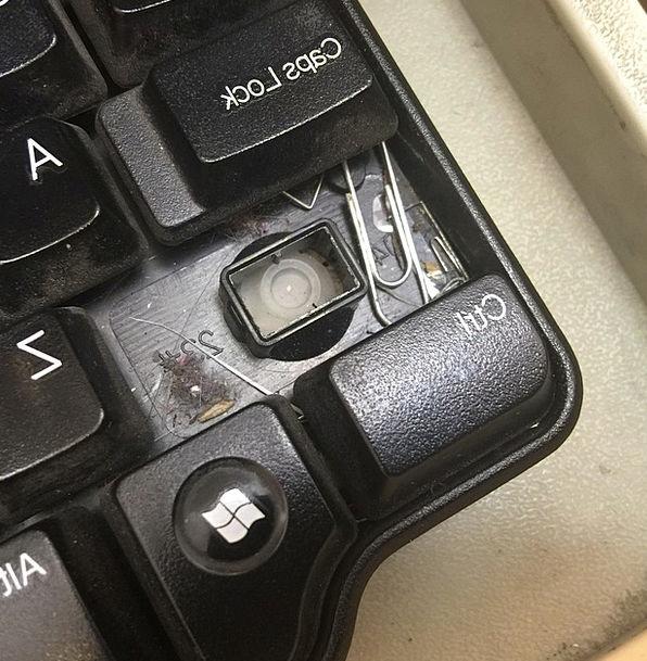 Keyboard Console Solutions Dirt Grime Keys Syf Dir