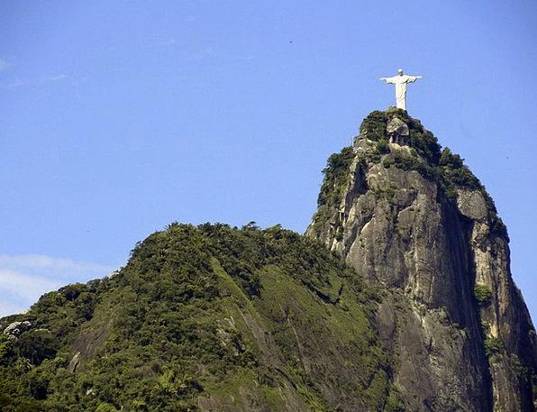 Corcovado Rio De Janeiro Christ Christ The Redeeme