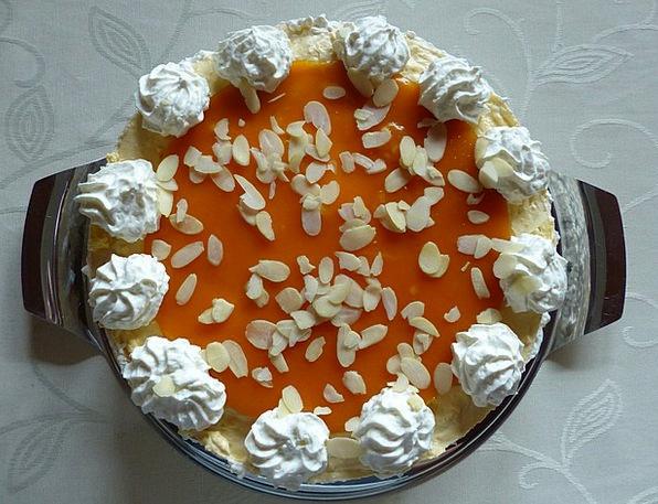 Cake Bar Specialty Field Sanddorn-Pie Spiekerooger