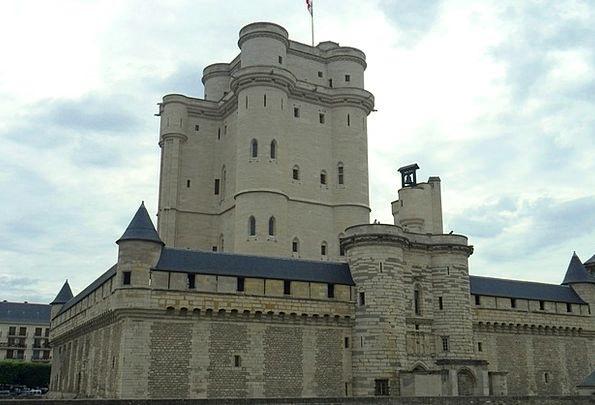 Vincennes Buildings Fortress Architecture Paris Ca