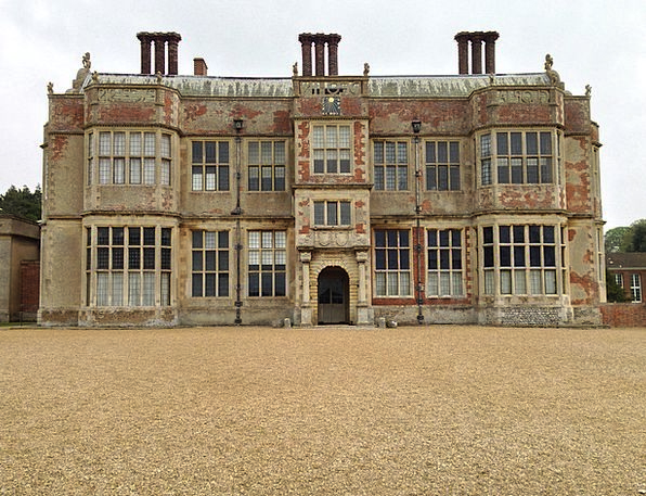 Stately Home Mansion Buildings Household Architect
