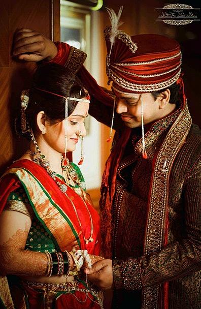 Marriage, Nuptial, Darling, Pair, Couple, Love, Marathi