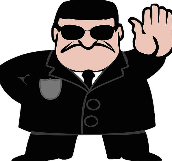 Bodyguard Guard Forces Detective Investigator Poli