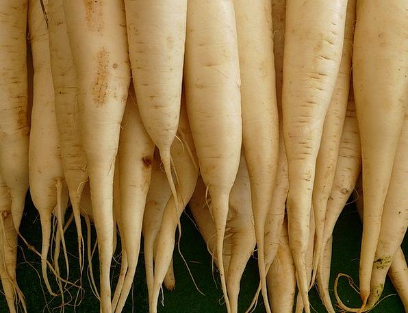 White Radish Drink Food Vegetables Potatoes Radish