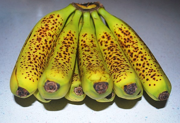 Bananas Crazy Creamy Fruits Ovaries Yellow Nutriti