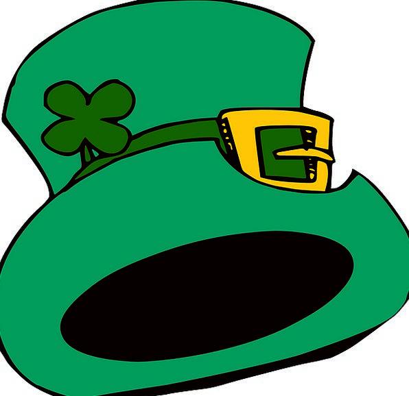 Hat Cap Lime Irish Green Patrick Lucky Fortunate C