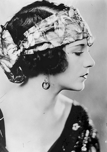 Viola Dana Silent Still American Film Movie Movies