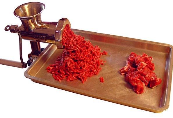 Meat Grinder Kitchen Appliance Meat Mincer Grinder