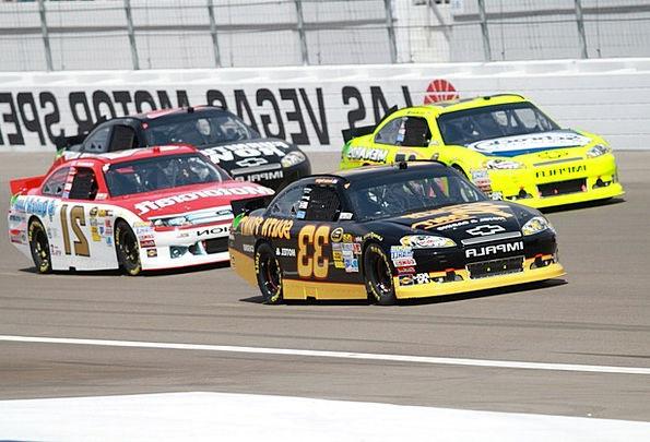 Nascar Track Las Speedway Hot Vegas Auto Motor Rac