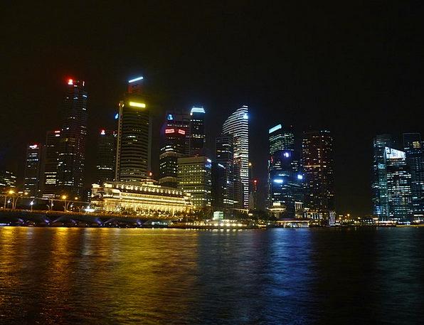 Singapore Buildings Horizon Architecture Asia Skyl