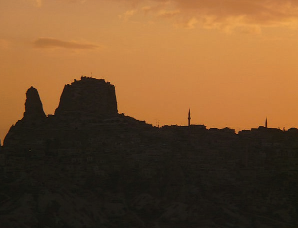 Uchisar Vacation Travel Nev?ehir Cappadocia Turkey