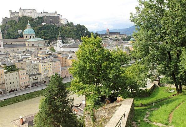 Austria Buildings Architecture Hohensalzburg Fortr