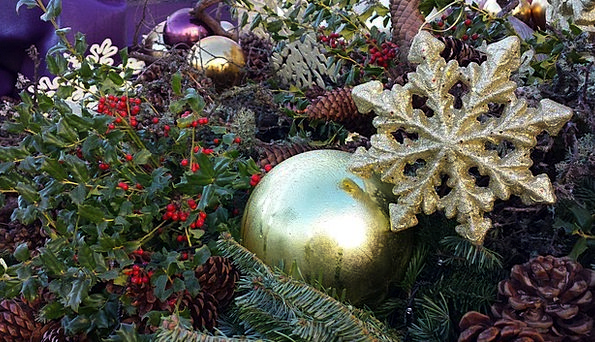 Christmas Breaks Advent Arrival Holidays