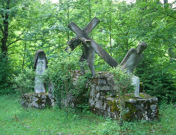 Füssen Calvary Allgäu Forest Crossroads Group Vero