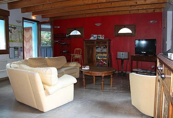 Logis Lounge France Living Room