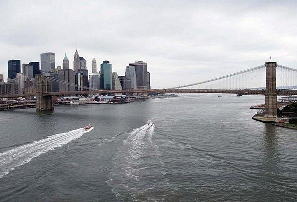 Brooklyn Buildings Bond Architecture Boat Ship Bri