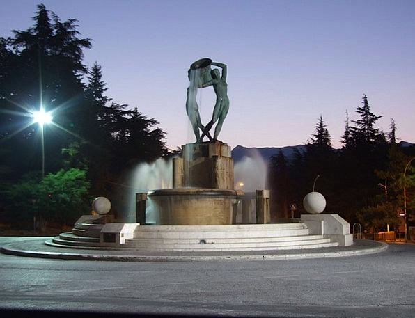 Statue Figurine Buildings Memorial Architecture Ci