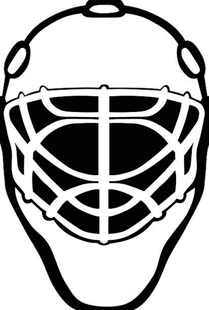 Hockey Mask Safety Helmet Safety Mask Goalies Unif