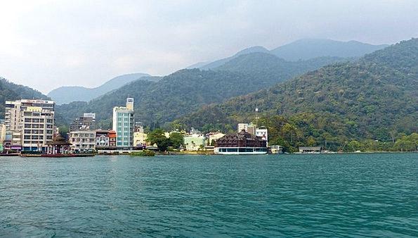 Taiwan Vacation Travel Sun Moon Lake Republic Of C