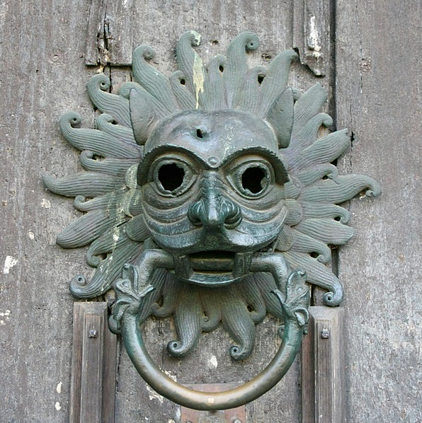 Knocker Knob Buildings Architecture Doorknocker Do