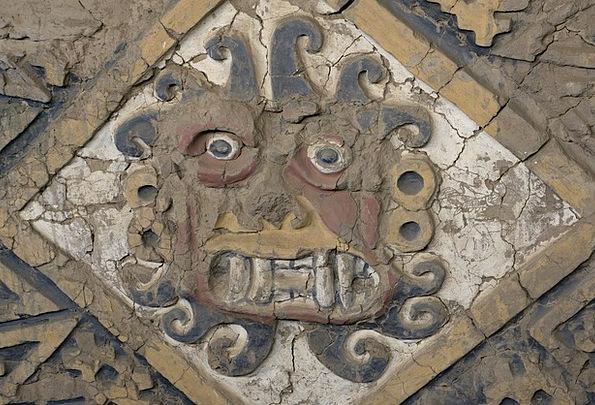 Trujillo Peru Huanchaco Adobe Inca Mud Wall Indige