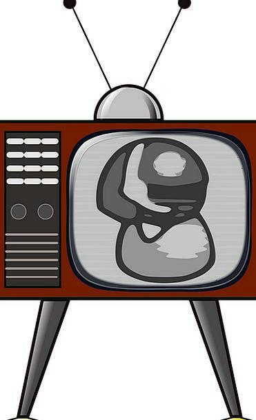 Tv Feeler Watch Tv Antenna Technical Device Drawin