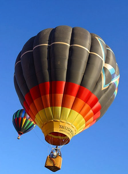 Ballons Air Sports Hot Air Balloon Fly Hover Color