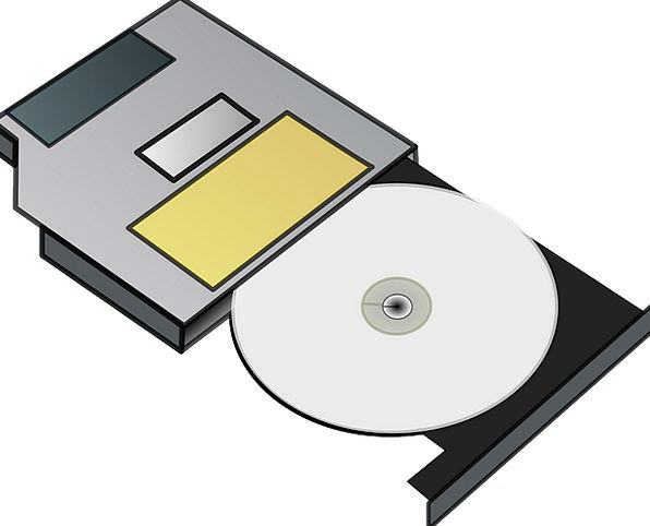 Cd Drive Communication Processor Computer Disc CD