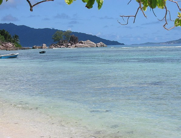 Beach Seashore Vacation Travel Seychelles Beautifu