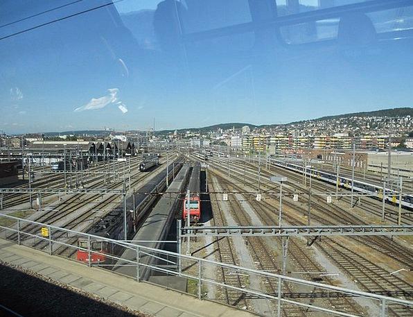 Zurich Zurich Main Station Zurich Hb Railway Stati