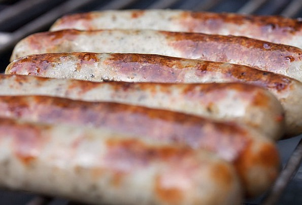 Grill Sausage Sausage Grill Sausages Gentlemen'S E