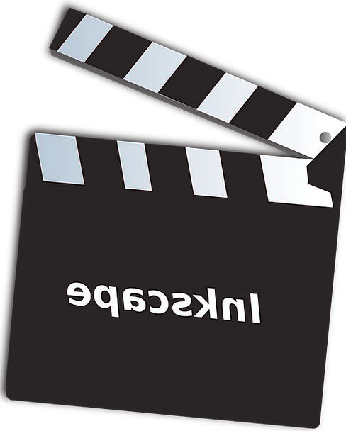 Clapboard Roll Reel Clapper Filmmaker Action Act T