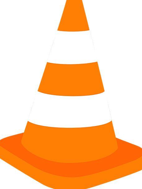 Cone Pinecone Traffic Transportation Signaling Ges