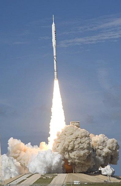Rocket Launch Moonshot Skyrocket Ares I X Rocket C