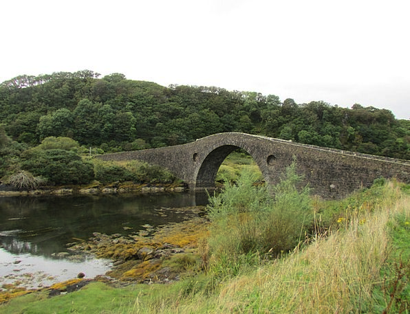 Scotland Bridge Bond Old Bridge Atlantic Bridge Hi