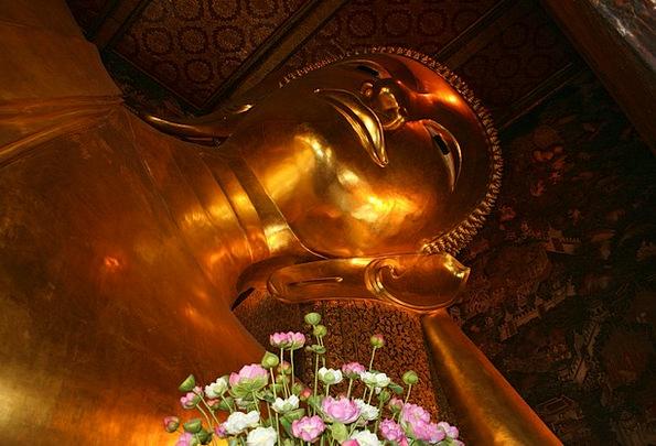 Buddha Reclining Buddha Lying Buddha Bangkok