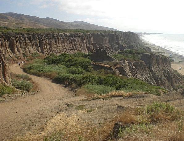 San Onofre Vacation Travel Ocean Marine California