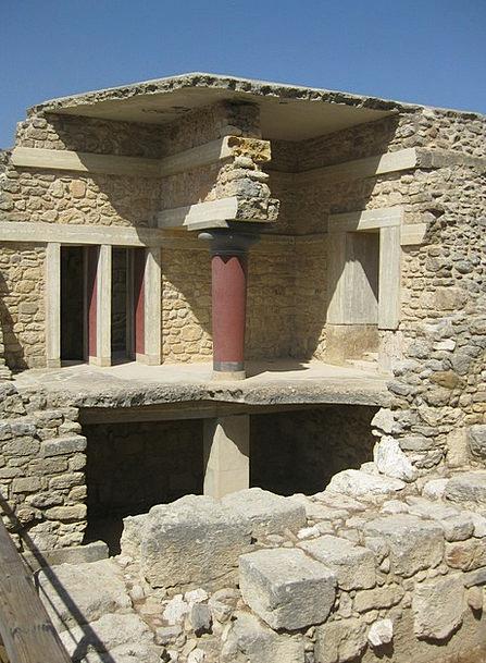 Knossos Holiday Break Crete More Additional Excava