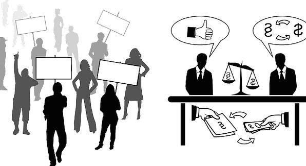 Lobbying Politicization Finance Business Business