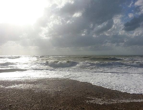 Beach Seashore Vacation Upsurge Travel Sea Marine