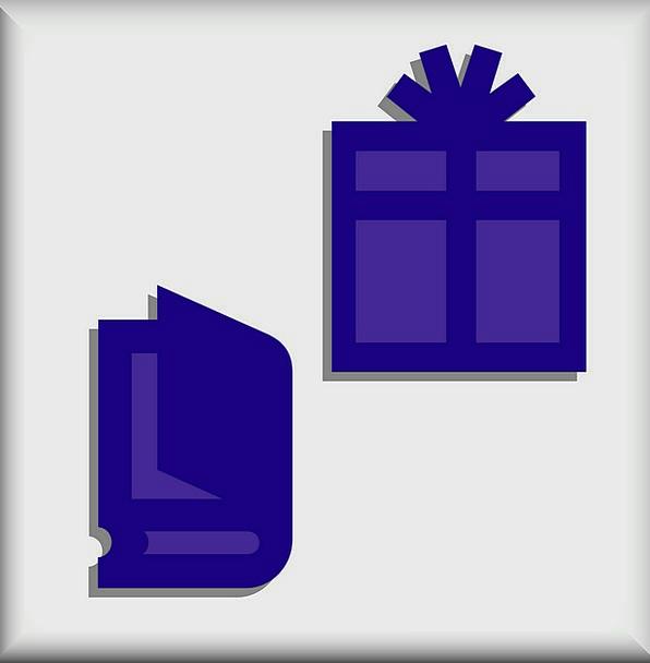 Gift Talent Volume Shop Workshop Book Hotel Guesth